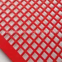 Buy cheap Decorative hole aluminum perforated sheet from wholesalers