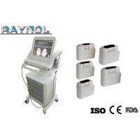 Quality Adjustable Energy Hifu Face Lifting Machine For Double Chin Removal for sale