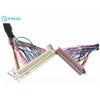 Buy cheap 30pin Jae Fi-X30hl To 40pin Hrs Df13-40p 20276 30v Shield Lvds Cable For LCD from wholesalers