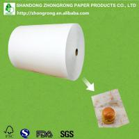 Quality microwaveable PP coated paper for sale