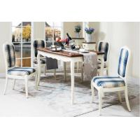 Modern Simple Solid Wood Dining Room Furniture / Ash Wood Dining Table