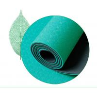 Quality Factory Cheap Price Manufacturer yoga mat, supply TPE yoga mat for exercises training for sale