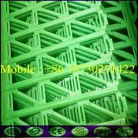 Quality China Green Color  PP Fruit Super Market Fence with Good Price for sale
