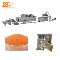Quality Lowest factory price floating fish pellet making machine / feed pellet extruder for sale