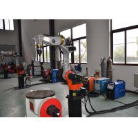 Quality Universal MIG Welding Robot Manipulator in Australia Programmable For Oil Tank for sale