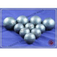 Quality Sand Mould Low Chrome Casting Steel Ball Cr 1 Grinding Media For Cement for sale