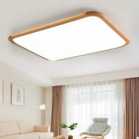 Quality Simple Bent wood ceiling light fixtures for Indoor home Lighting Lamp (WH-WA-08) for sale