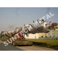 Quality Nickel Alloy C-59 Distillation Tower / Column for Butyl Alcohol for sale