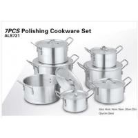 Buy cheap 7PCS Polishing Cookware Set (ALS721) from wholesalers