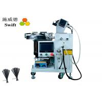 Quality SWT25100F Fixed Automatic Cable Tie Installation Tool Wire Cable Aseembly Line for sale