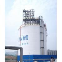 Quality Cryogenic Ethylene Single Containment LNG Storage Tank 20000m3 High Efficiency for sale