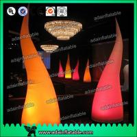Quality Festival Event Party Decoration Customized Inflatable Cone Pillar Entrance for sale