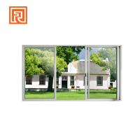 Quality Two track aluminum sliding window and doors comply with Australian standard & New Zealand standard for sale