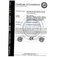 SHANGHAI KMCABLE GROUP CO.,LTD Certifications