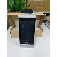 China 8 Inch Door Attendance No Contact Display Screen Android OS RS485 Wiegand POE Ethernet on sale