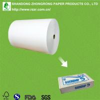 Quality PE coated board for shrimp packaging box for sale