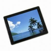 Quality 9.7-inch Touchscreen Tablet PC with Google Android 4.0 OS, 1,024 x 768 Pixels Screen Resolution for sale
