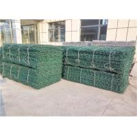 Quality Hexagonal Galvanized Gabion Boxes And Mattress For Erosion Control for sale