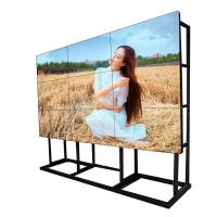Quality 55 Inch Seamless LCD Video Wall Display 1920 * 1080 High Definition Long Life for sale