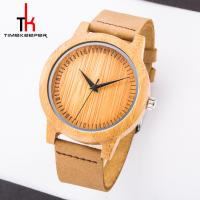 China 2018 Reliable China Custom Watch Manufacturer Good Quality And Price Luxury Bamboo Watch Wrist Watches Men Couple Watch Quartz on sale