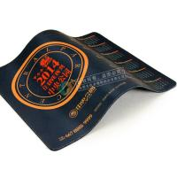 Quality popular cloth mouse pad, mouse rubber mat manufacturer for wholesale for sale