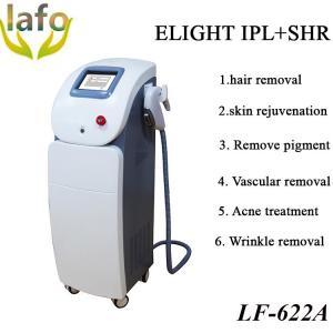 Quality HOTTEST!! Dual system ipl shr e-light/elight shr/opt shr ipl hair removal for sale
