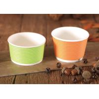 Quality Double Wall Takwaway Paper Soup Cups Food Container Eco Friendly for sale