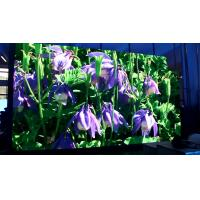 Quality Super Slim Outdoor Rental LED Display P4 25W High Refresh Rate For Advertising for sale