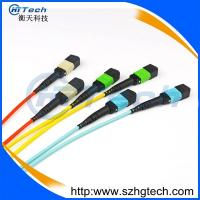 Quality MPO Patch Cord Singlemode/Multimode for sale