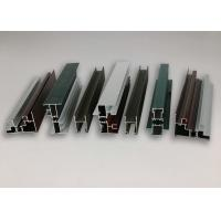 Quality Alkali Resisting Polishing Extruded Aluminum Profiles For Window , Door for sale