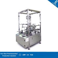 Quality Multifunctional Semi Auto Cartoning Machine Rust Proof Long Service Life for sale