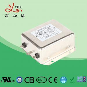 Quality 30A 250V 440VAC Low Pass EMC Line Filter For Servo Motor OEM Service for sale