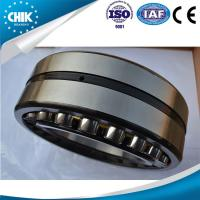 Quality High precision Double spherical roller bearing 23026 for crush stone machine for sale