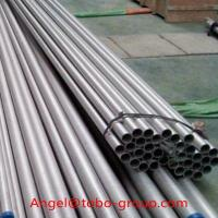 Quality Nickel Alloy seamless Pipe ASTM SB163 NO8020 Nickel 625 36 inch steel pipe for sale