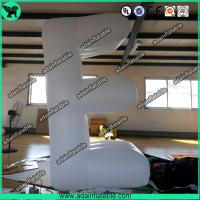 Quality Advertising Inflatable Letter, Inflatable E, Letter Inflatable customzied for sale
