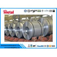 China Galvanized Carbon Steel Coil , High Mechanical Strength Cold Rolled Carbon Steel Sheet on sale