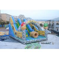 Buy cheap Good quality and safe inflatable slide,kids inflatable slide tunnel,inflatable from wholesalers