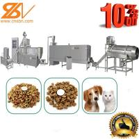 Quality Fish Bird Rabbit Feed Dog Cat Pet Food Extruder Machine/ Processing Machine / Plant / Production Line for sale