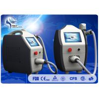 1-10HZ ND Yag Q Switched Laser Tattoo Removal Equipment 500W