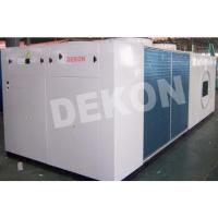 Buy cheap Rooftop packaged units with heat recovery from wholesalers