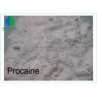 China 99% Local Anesthetic Drugs Procaine for Pain Killer CAS 59-46-1 on sale