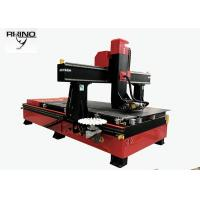 Quality Industrial CNC Router Table 18 Degrees Tilting ATC Spindle Type For Wood / Foam Mold for sale
