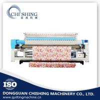 Buy cheap High Speed Computerized Embroidery Machine 22 Heads Baseline Length 120m from wholesalers
