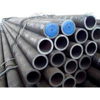 Quality Round Thin Wall Seamless Carbon Steel Tube Thickness 1 - 30 mm ASME SA106 / ASTM A106 for sale
