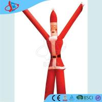 Quality Huge Inflatable Outdoor Christmas Decorations / Inflatable Advertising Man for sale