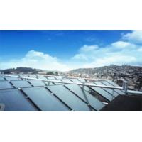 China Solar Thermal Water Heating Projects for Madagascar Hotel on sale