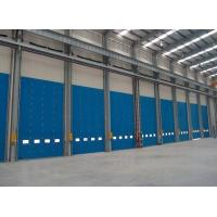 Quality Electric / Manual Insulated Sectional Doors Anti Breaking For Warehouse for sale