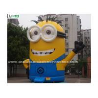 Quality Pop Minion Inflatable Bounce Houses for sale
