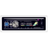 Quality 2015 New One-Din Car DVD Player with fixed panel for sale