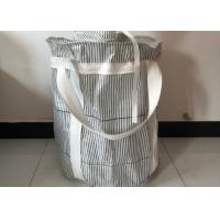 Buy Custom Size Flexible Anti Static Bulk Bags Four Cross - Cornor Loops Available at wholesale prices